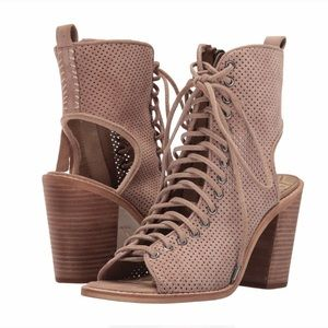 Dolce Vita lace up heel
